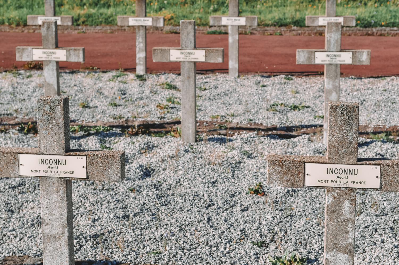Tombes de morts inconnus