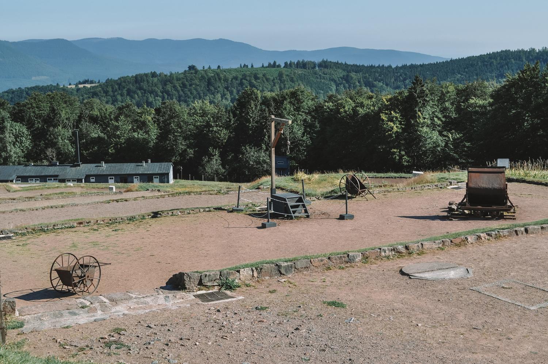 Inutile de se demander le but du camp de Natzweiler-Struthof...