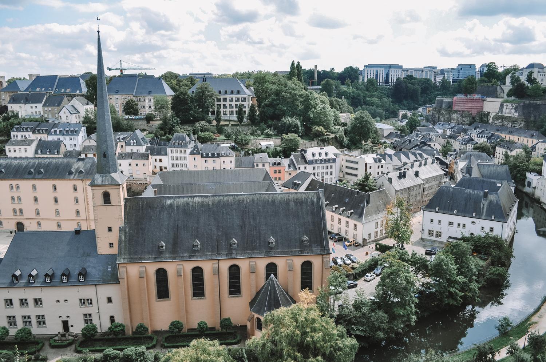 Découverte de la Ville-Basse de Luxembourg