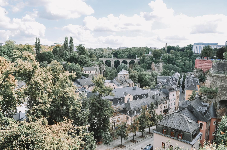Une très belle surprise que cette journée au Luxembourg