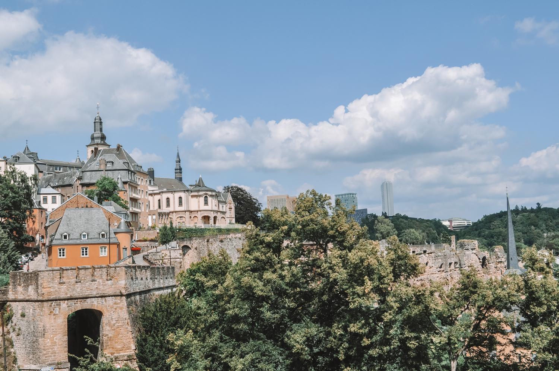 Luxembourg a des allures de carte postale