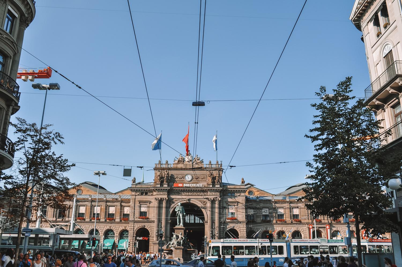 Un tour de ville rapide en raison d'une manifestation culturelle