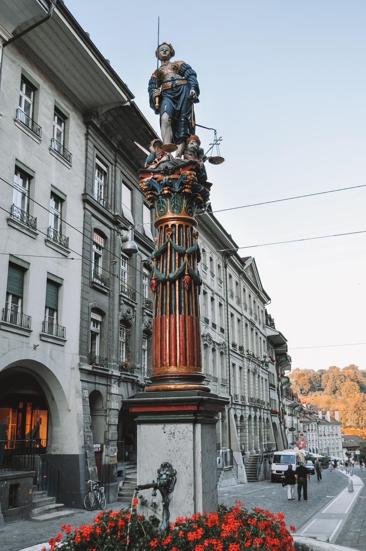 La Fontaine de la Justice