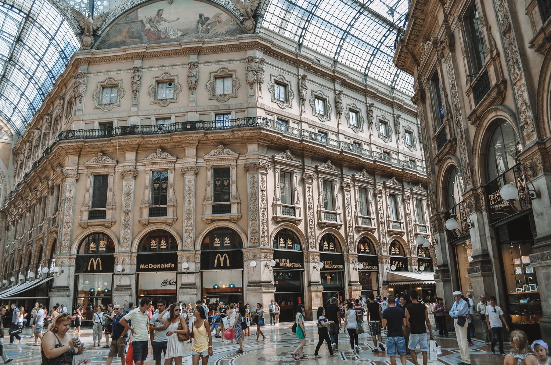 L'endroit parfait pour les amateurs de shopping