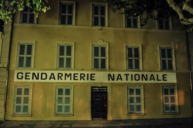 Une gendarmerie rendue célèbre par le cinéma français
