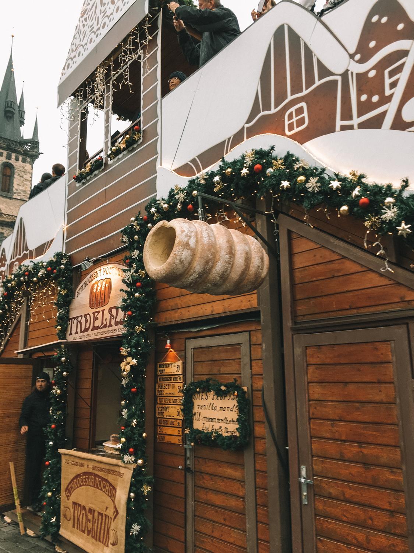 La maison du trdelník