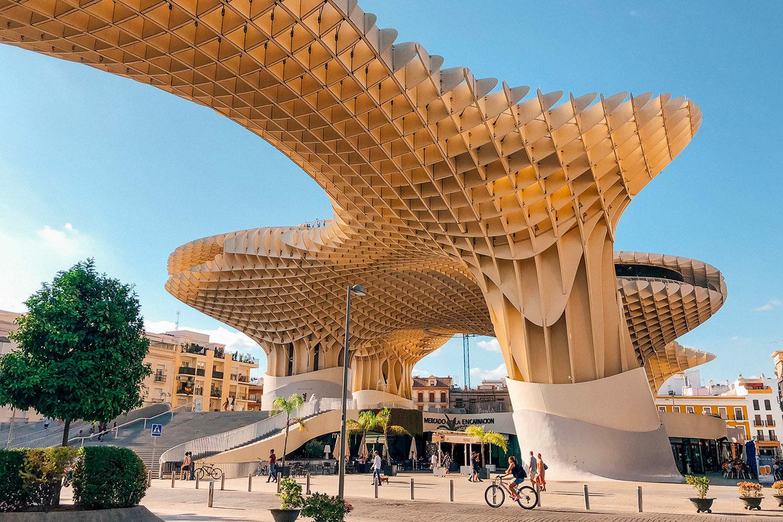 Une structure impressionnante