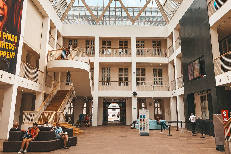 Nationalmuseet de Copenhague