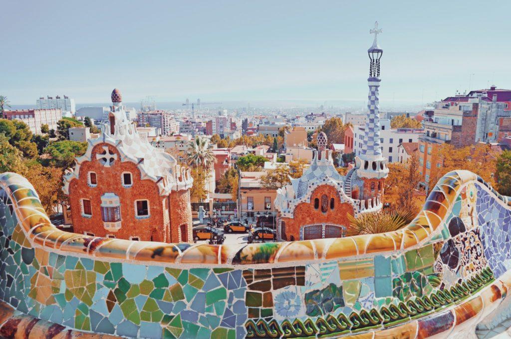 Le parc Güell, un site absolument incontournable à Barcelone !