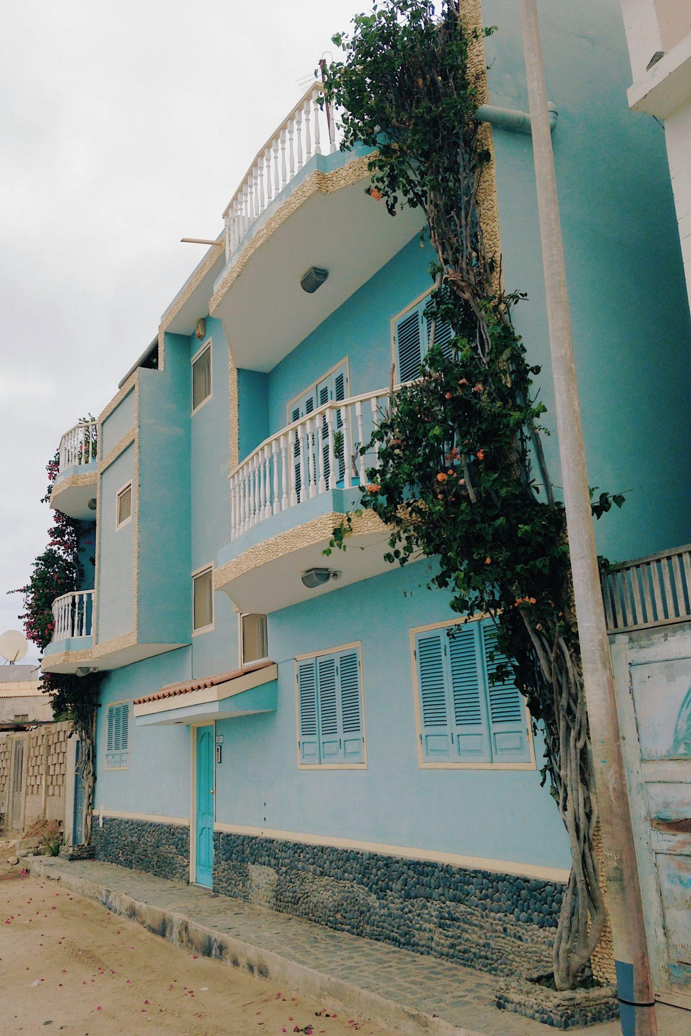 Une très belle maison colorée