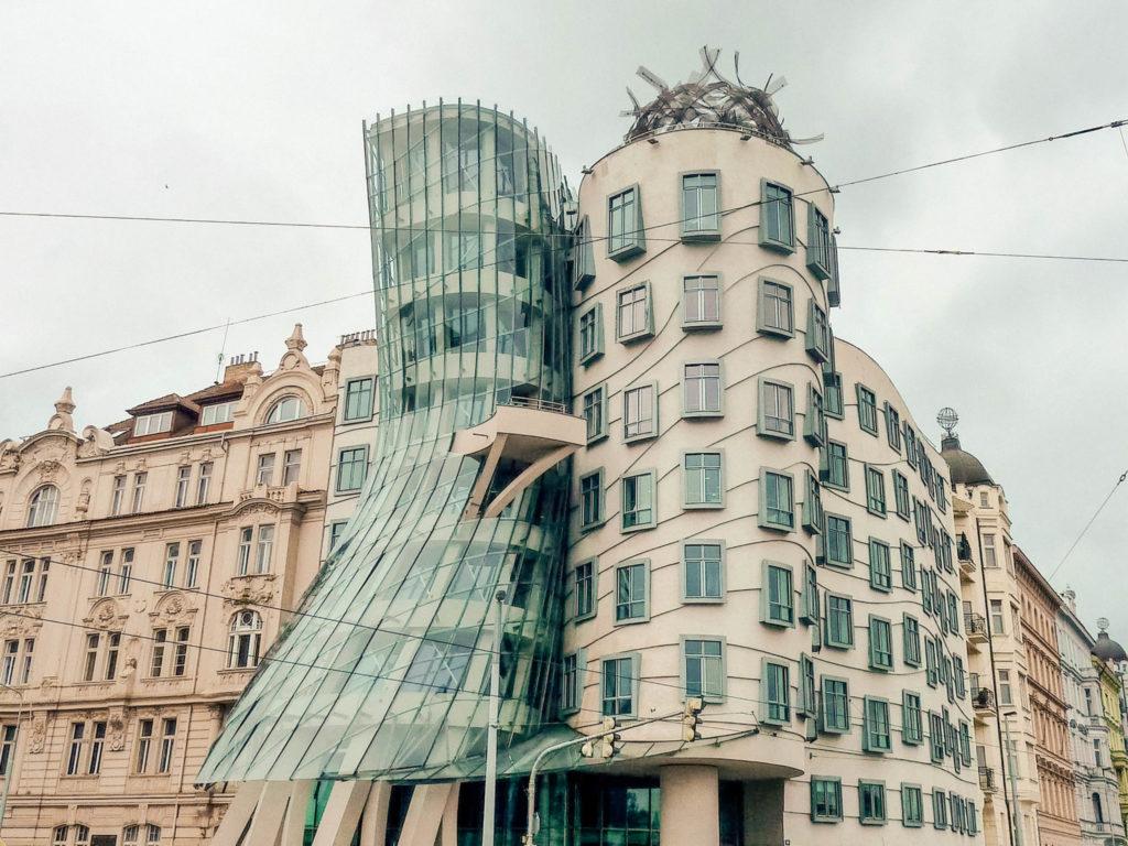 Une maison qui intrigue par son architecture