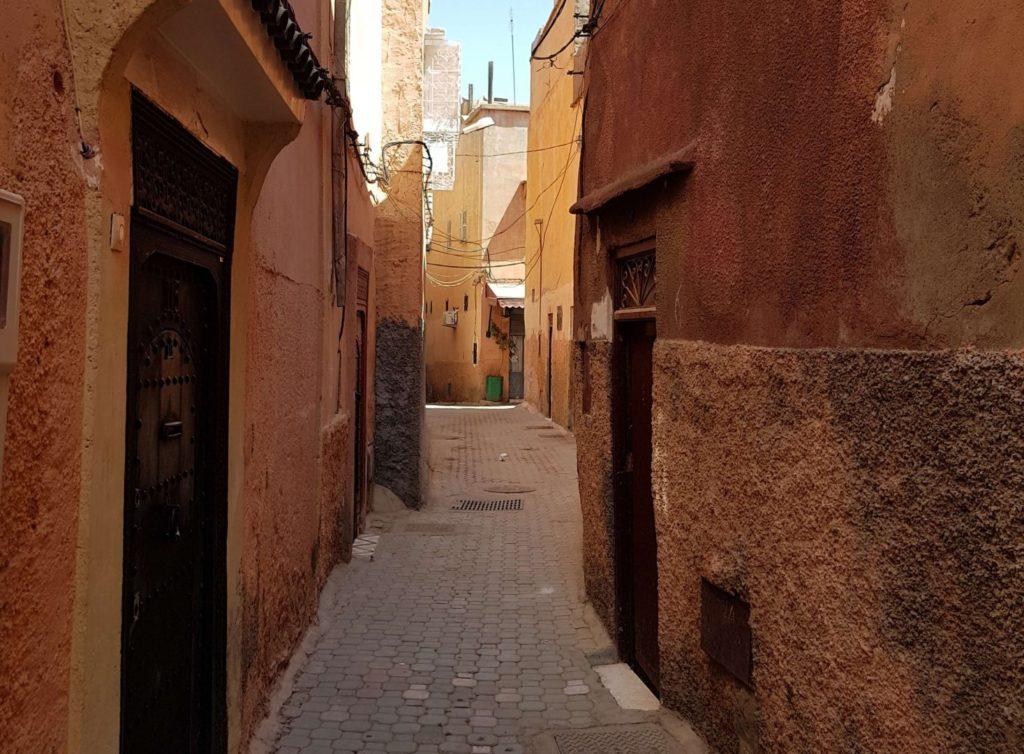 La Médina de Marrakech, un véritable labyrinthe de couleurs