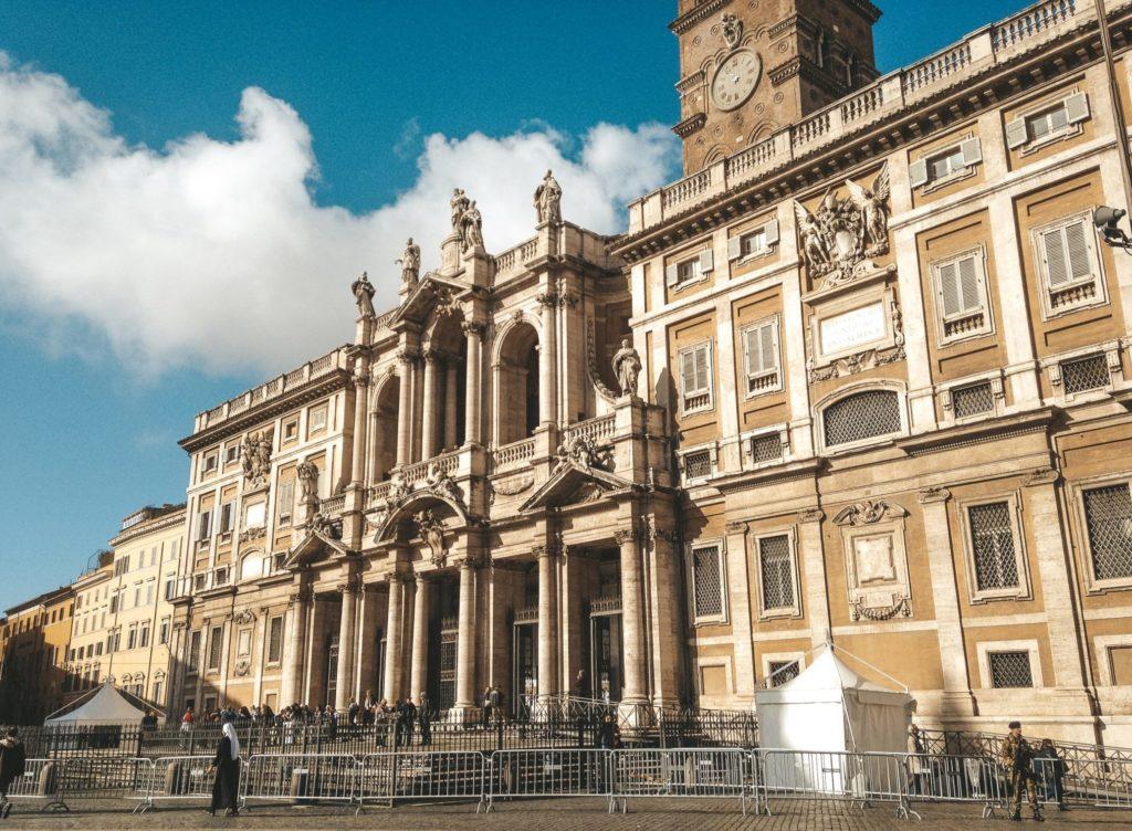Vraiment pas le quartier qu'on a préféré à Rome…