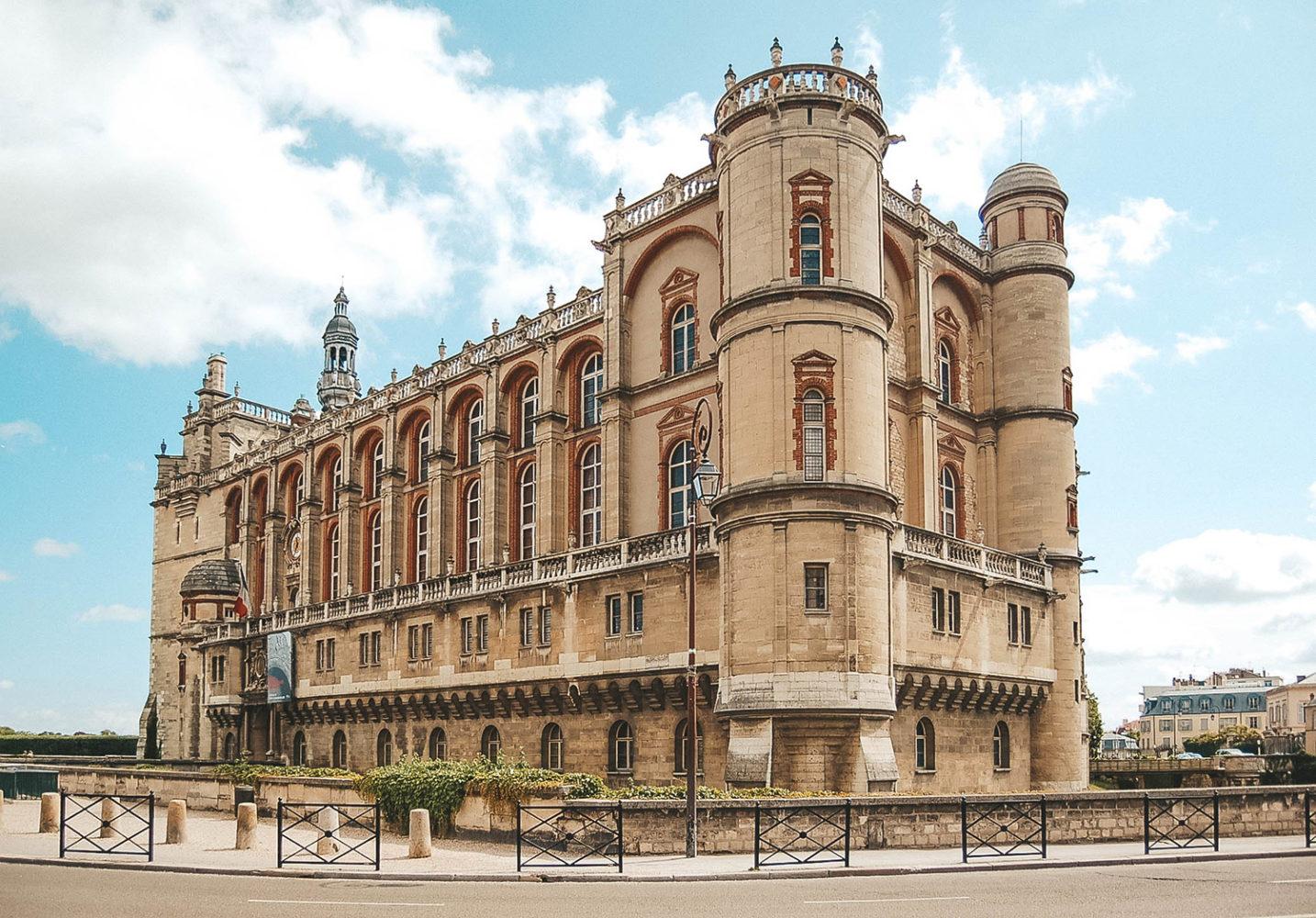 Le magnifique musée des antiquités nationales