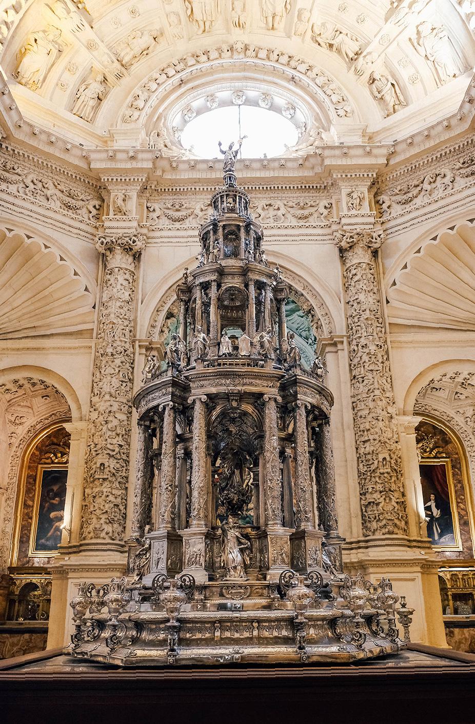 Des trésors impressionnants à découvrir dans les chapelles
