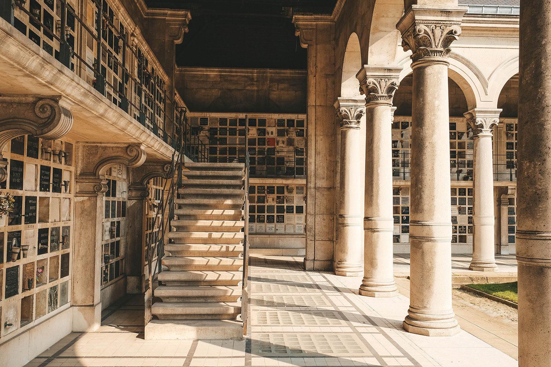 Columbarium du Père Lachaise