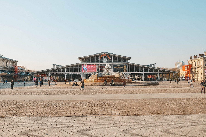 La Grande Halle du Parc de la Villette