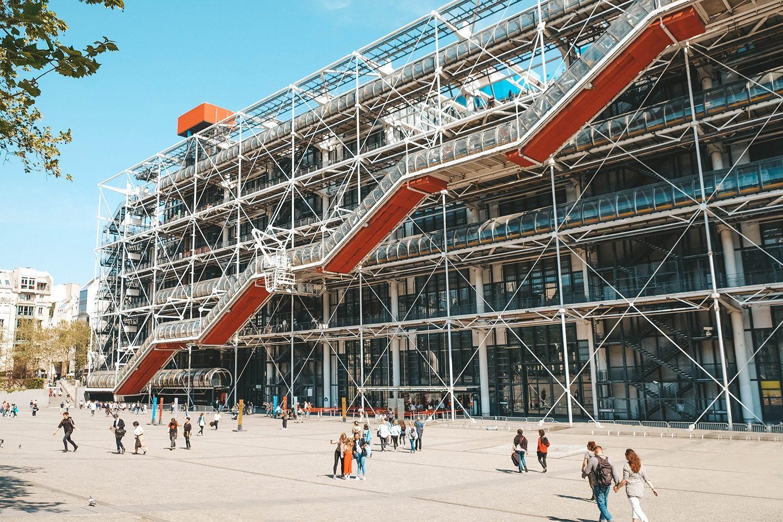 Place Georges Pompidou
