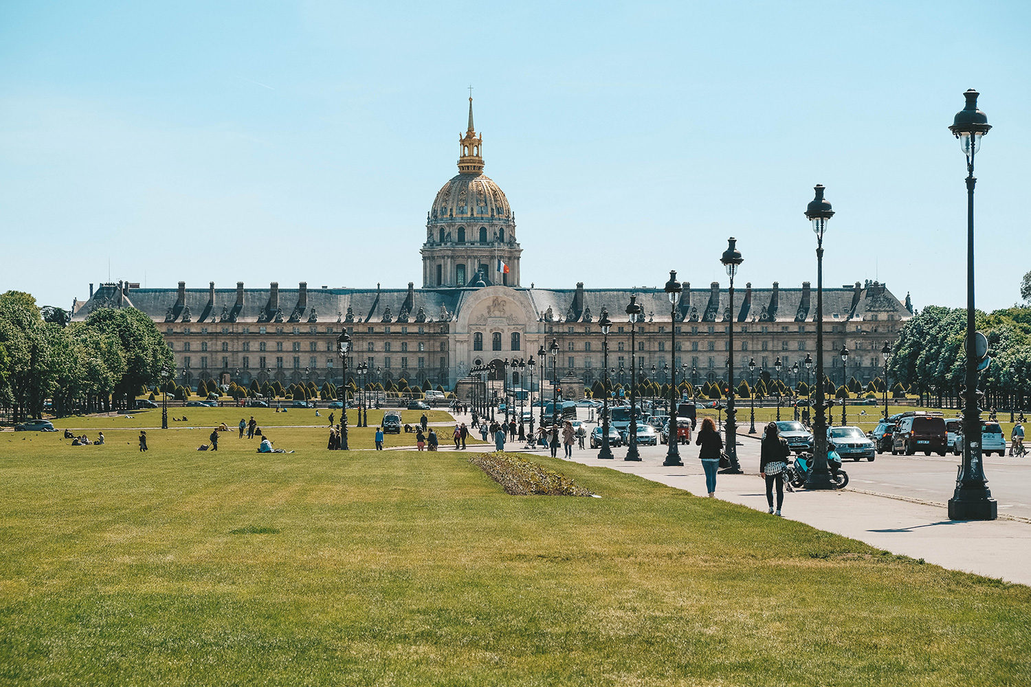 L'hôtel national des Invalides