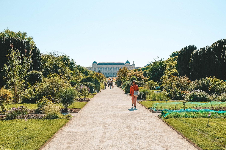 Entrée du Jardin des Plantes
