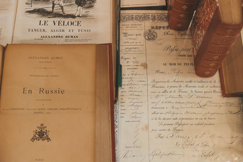 Livres d'Alexandre Dumas
