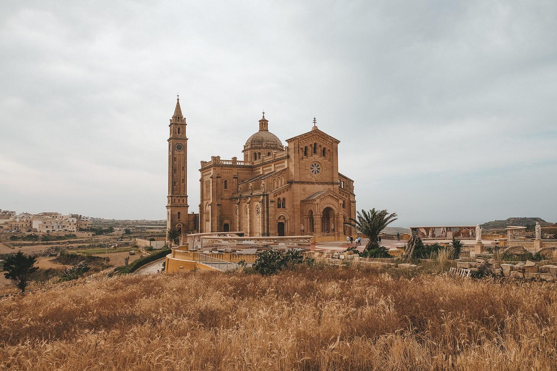 Basilique Notre-Dame de Ta' Pinu