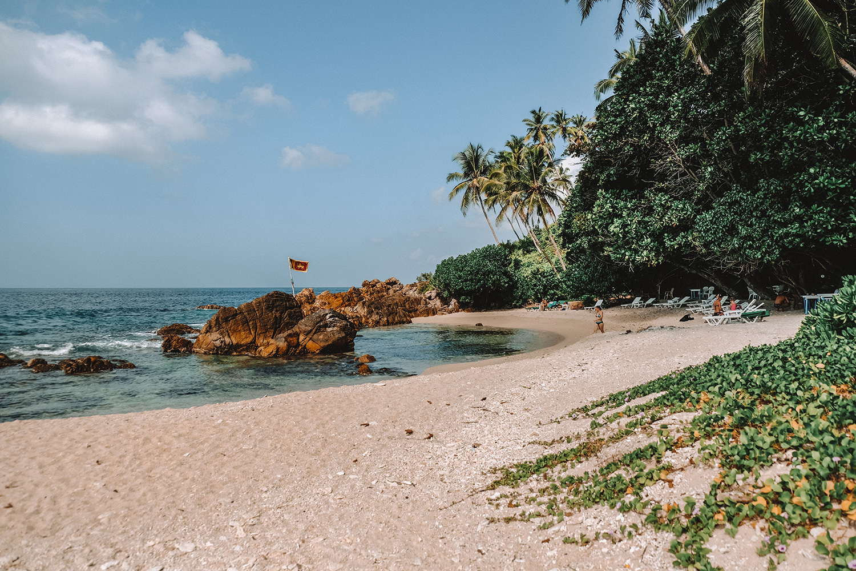 """Matinée à """"Secret Beach"""", une très jolie crique plus si secrète !"""
