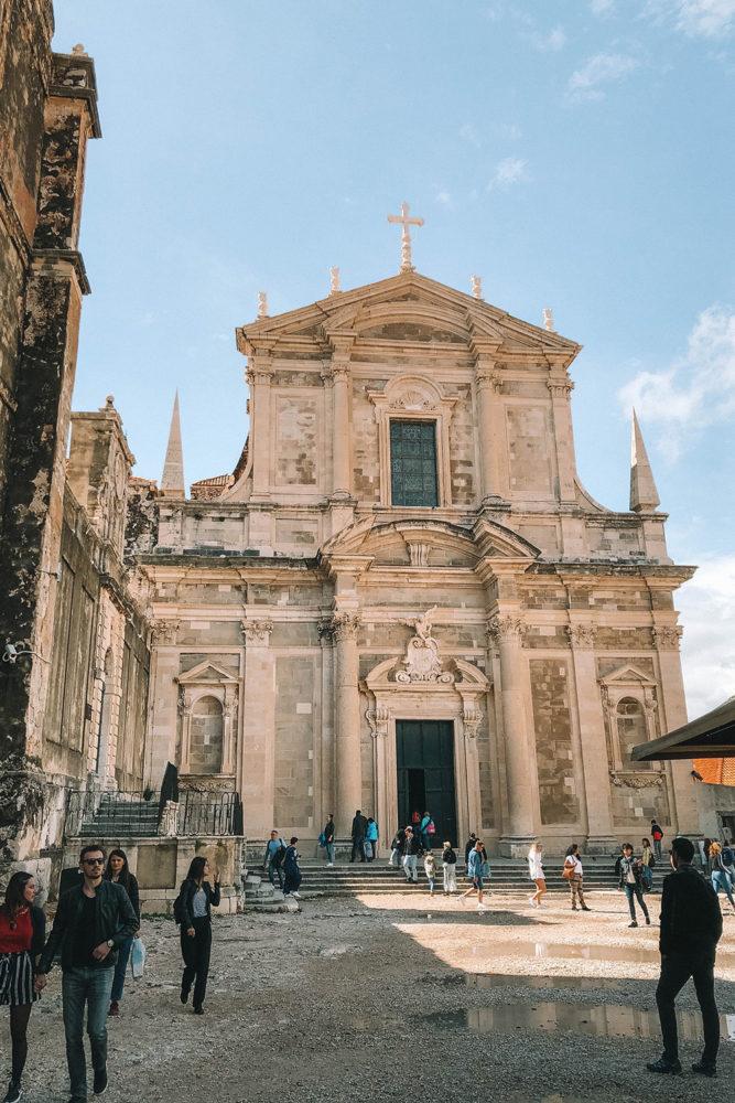 L'église Saint-Ignace-de-Loyola