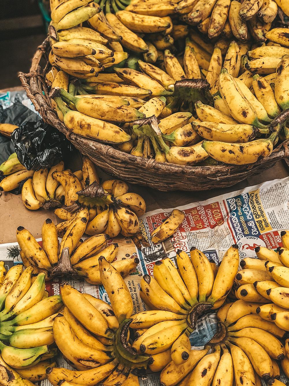 Qui veut une banane bien mûre ?