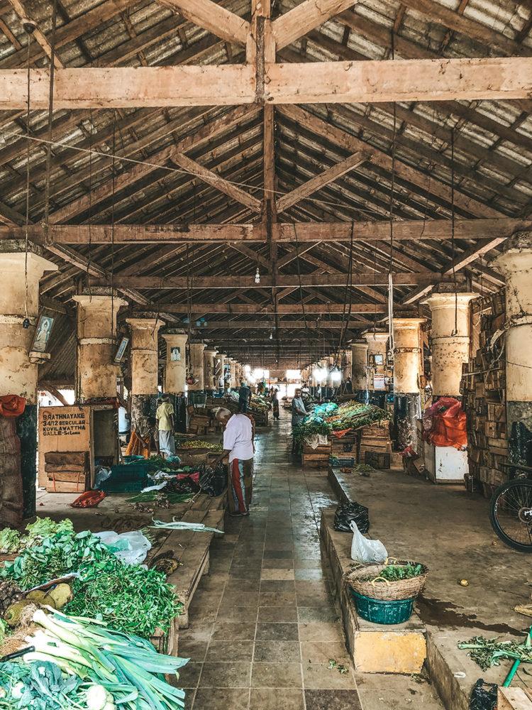 """Le """"Green Market"""" avec les producteurs de la région"""