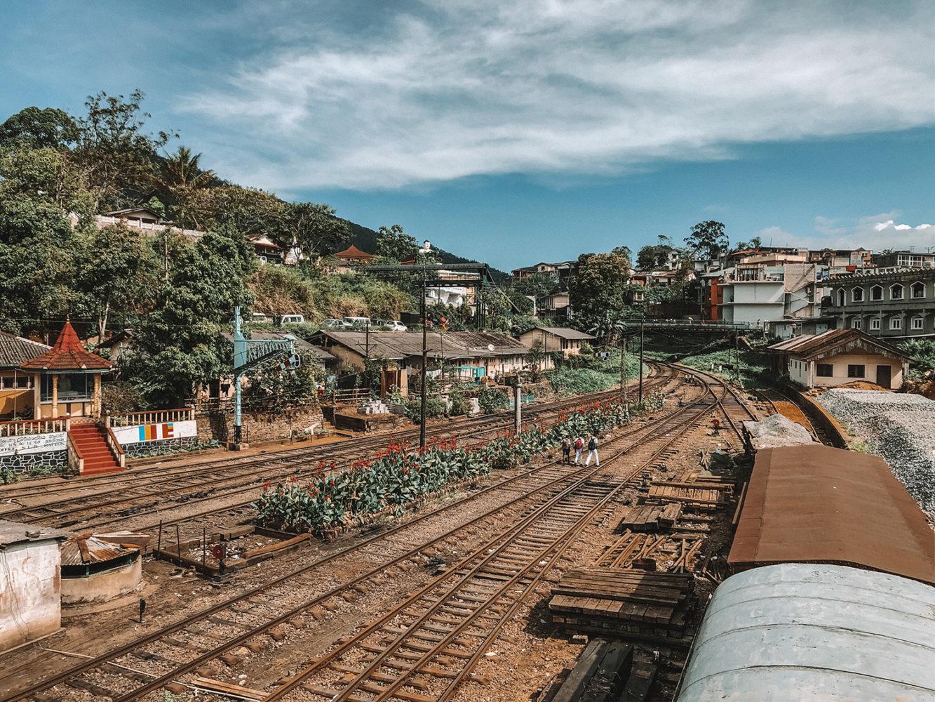 Gare ferroviaire de Hatton