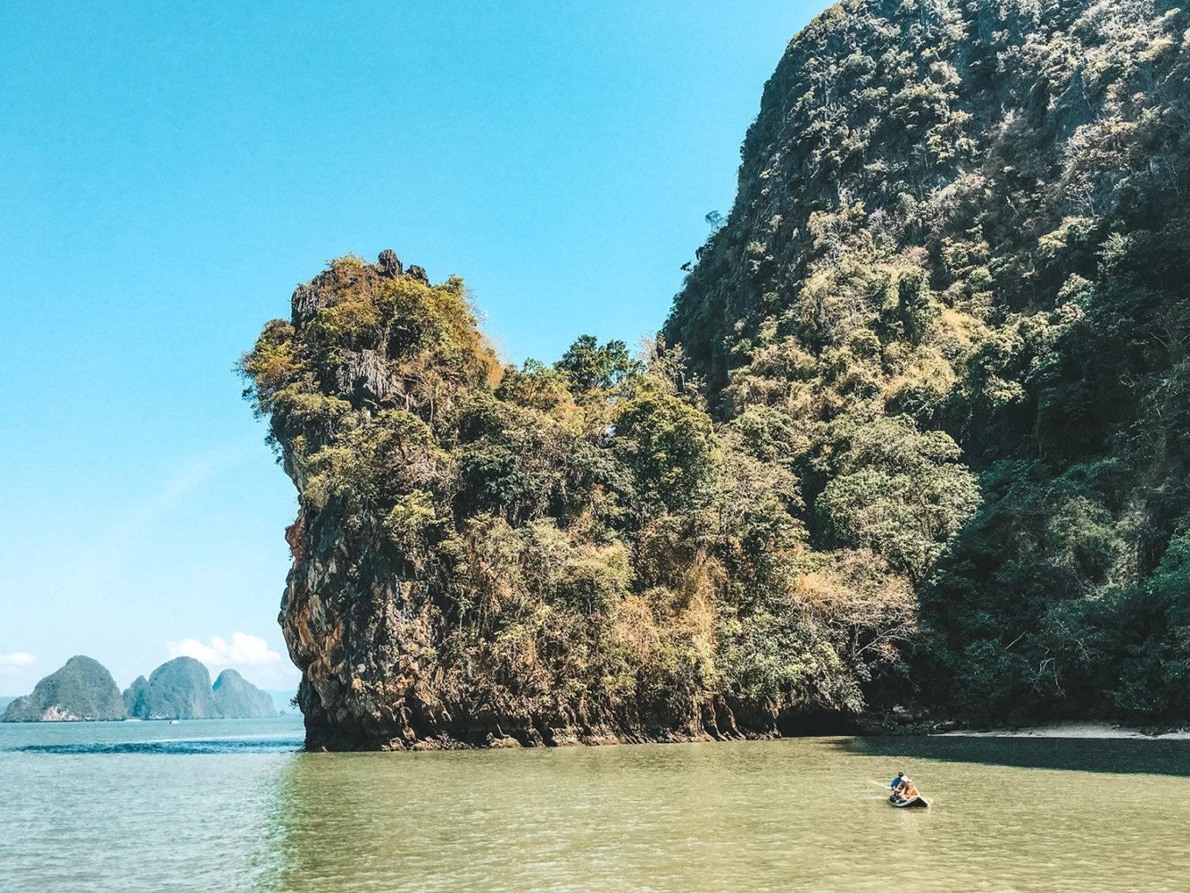 L'île de Koh Panak