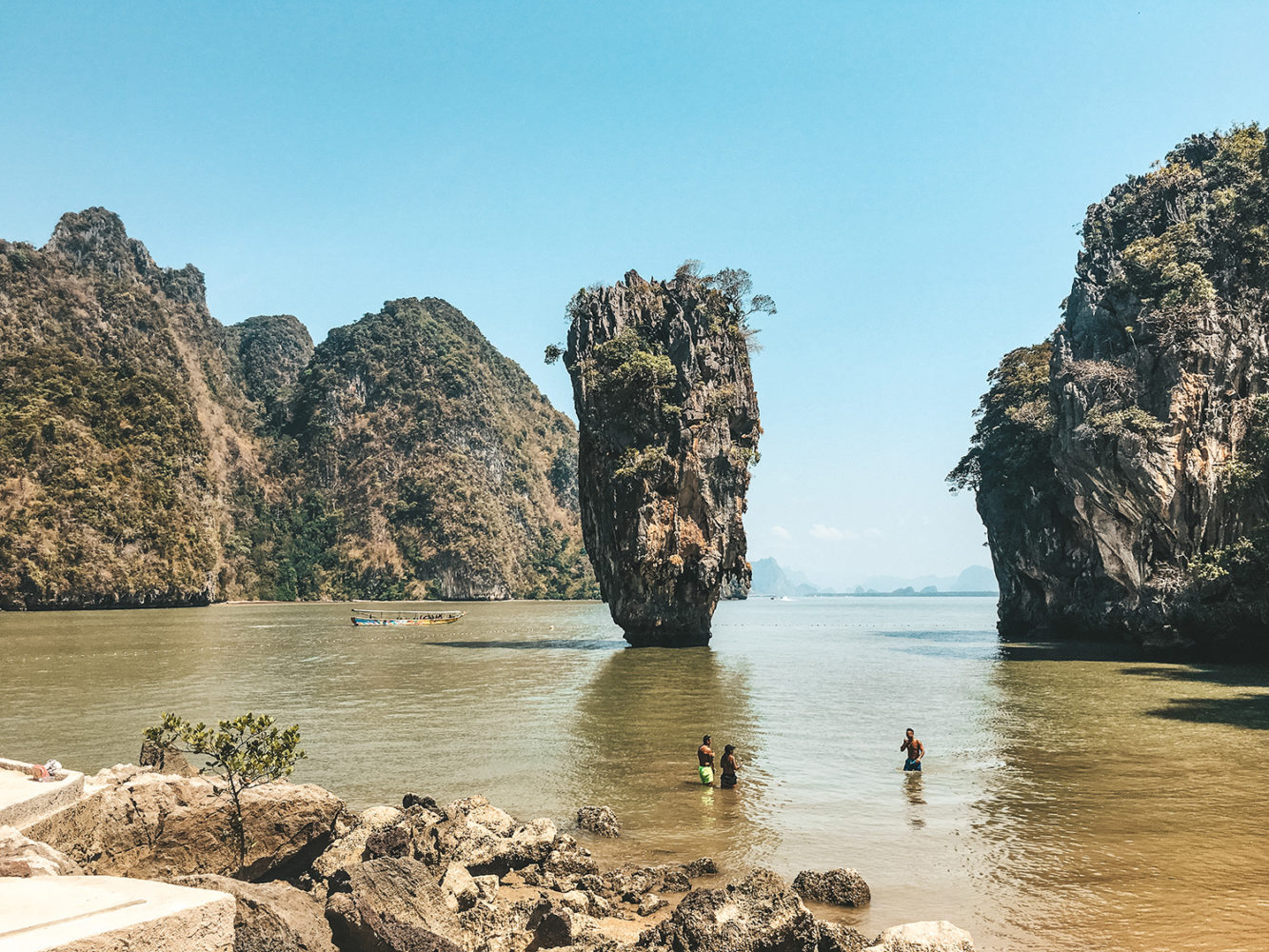 L'île de James Bond Island