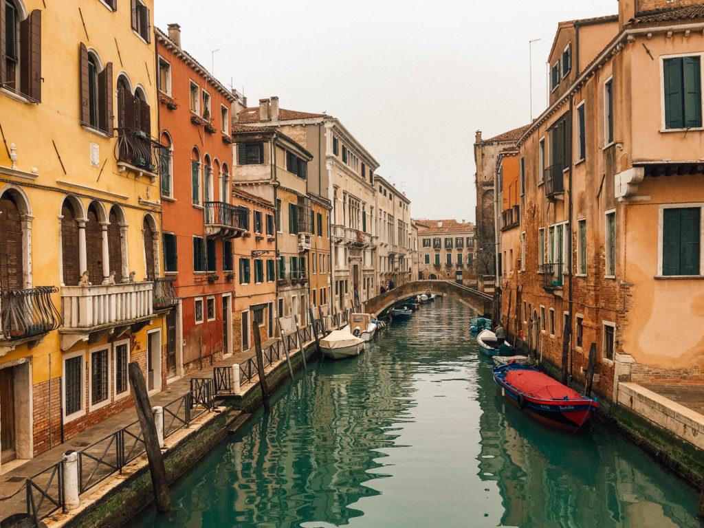 Les canaux de Venise ont un charme fou !