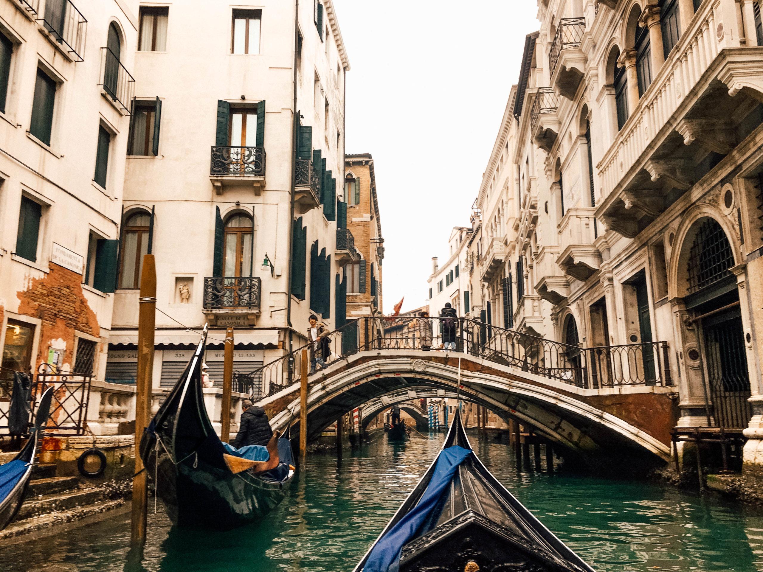 Une vue inédite de Venise