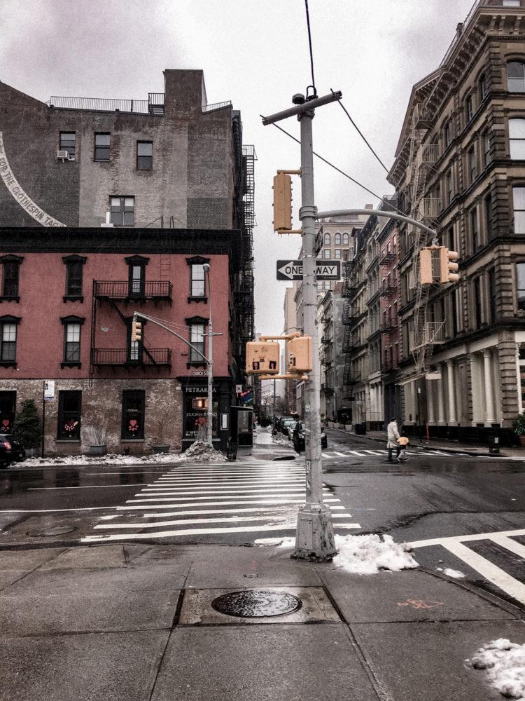 Balade dans le quartier Tribeca