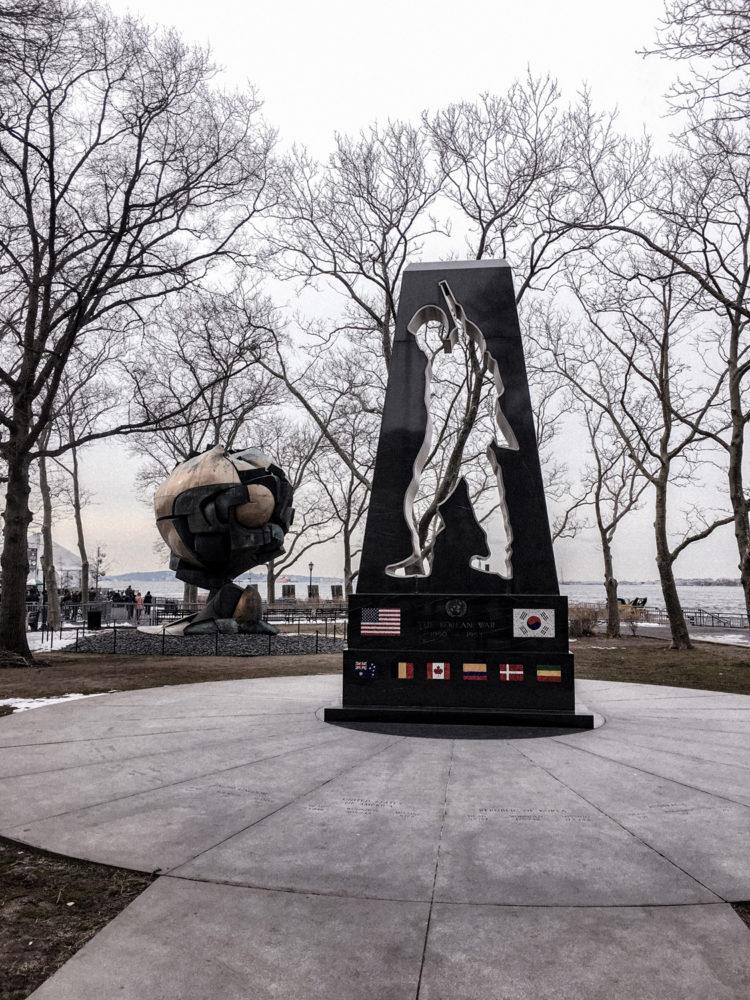 Mémorial de la sphère du 11 septembre