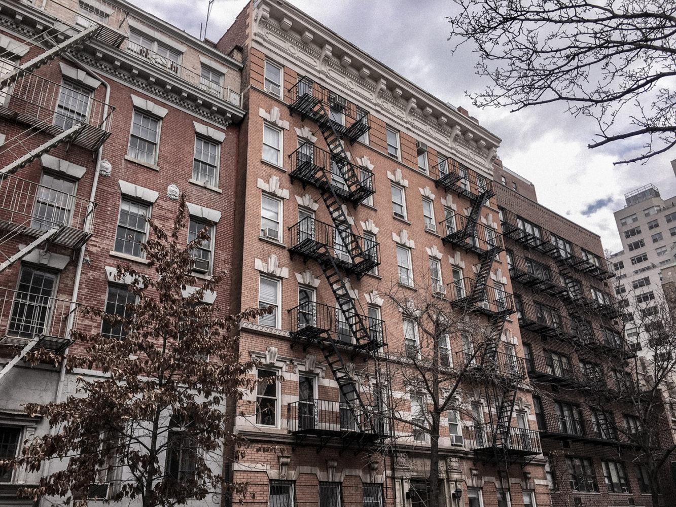 Les façades très atypiques de Manhattan