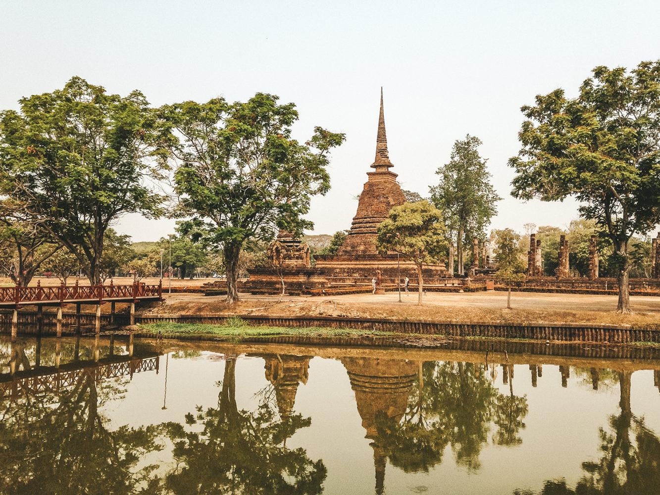Parc historique de Sukhothaï