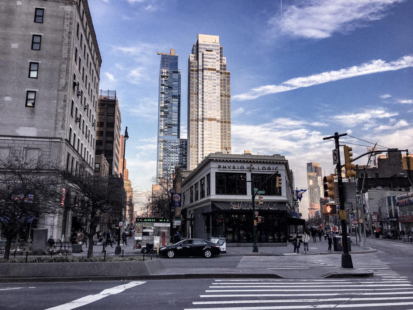 Visite du quartier de Downtown Brooklyn