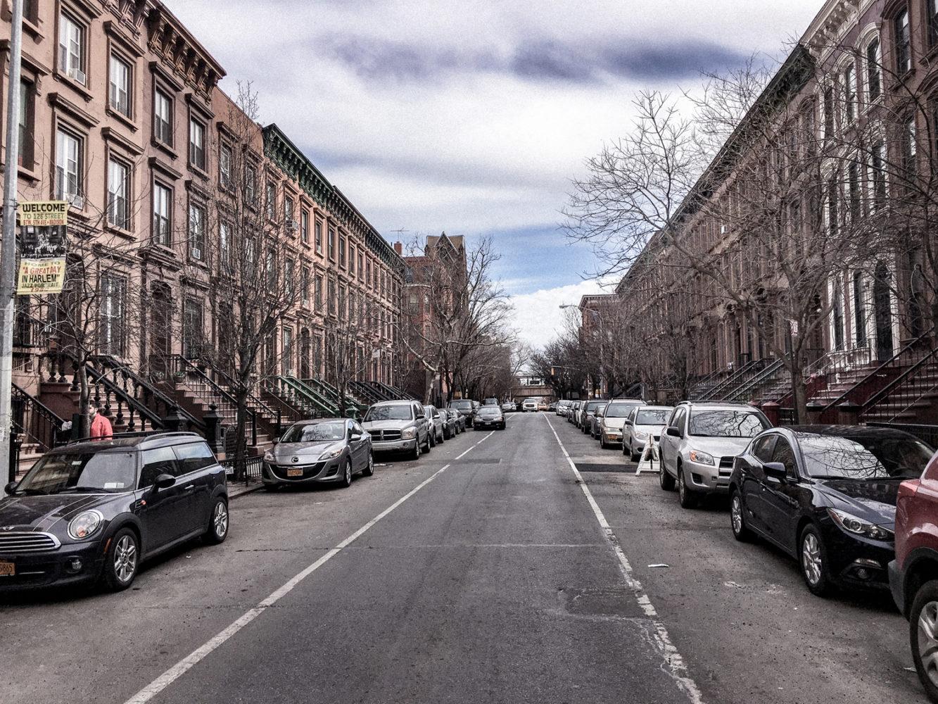 Les charmantes résidences d'Harlem
