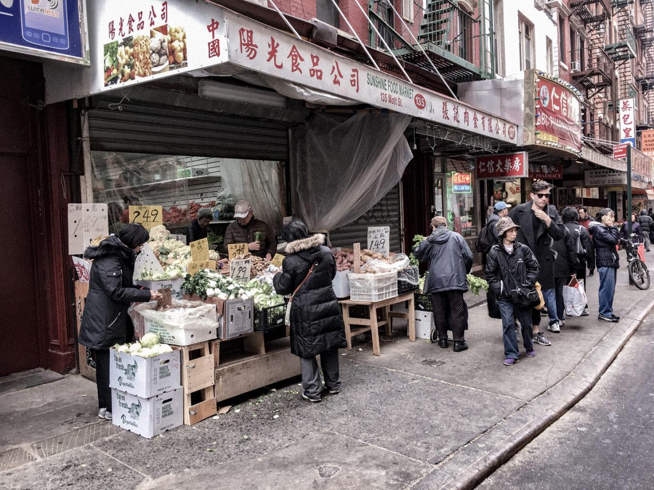 À la découverte des petits commerces de Chinatown