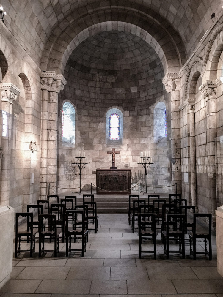 Petite chapelle du monastère