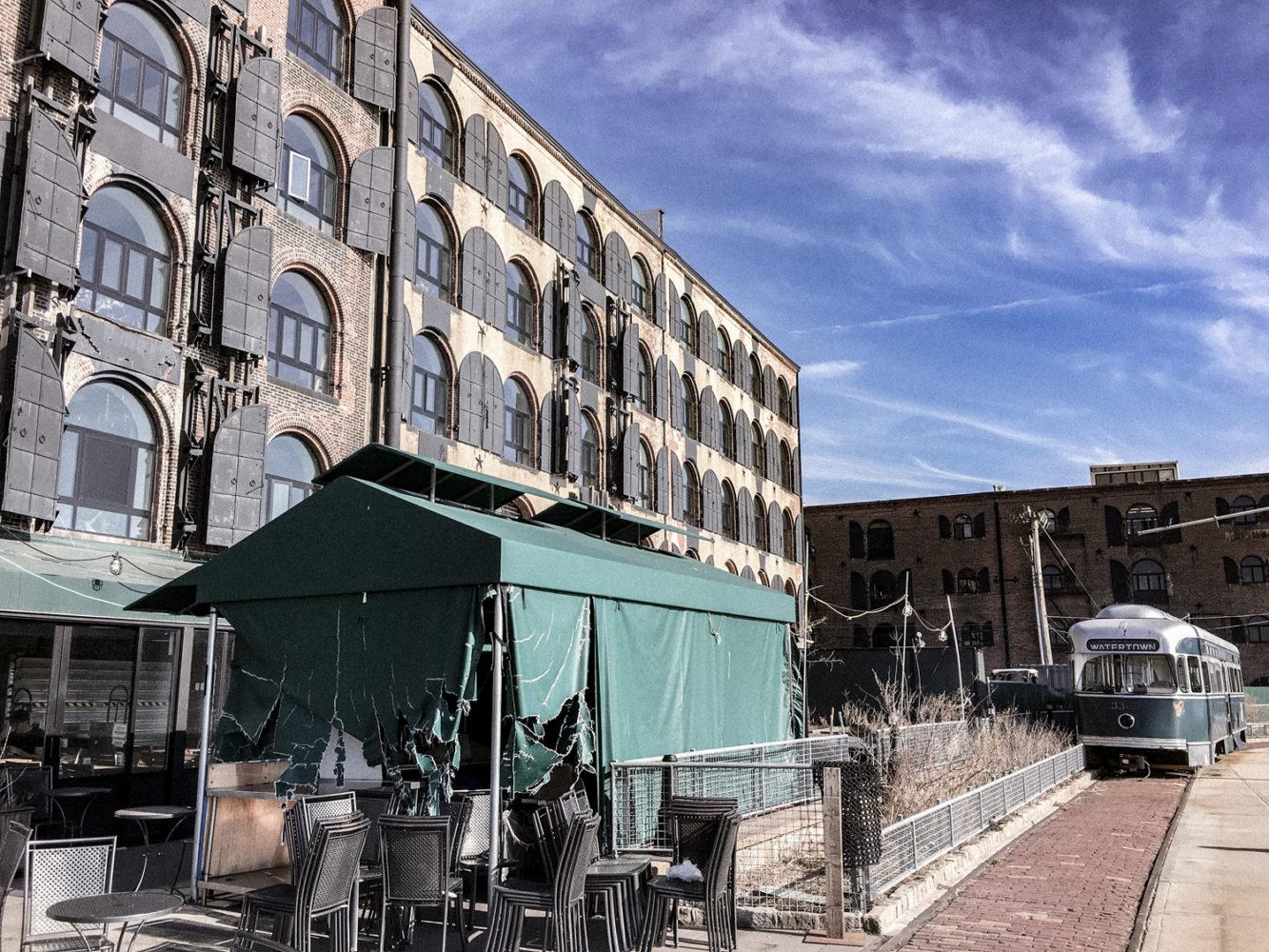 Magnifiques anciens bâtiments réhabilités en logements