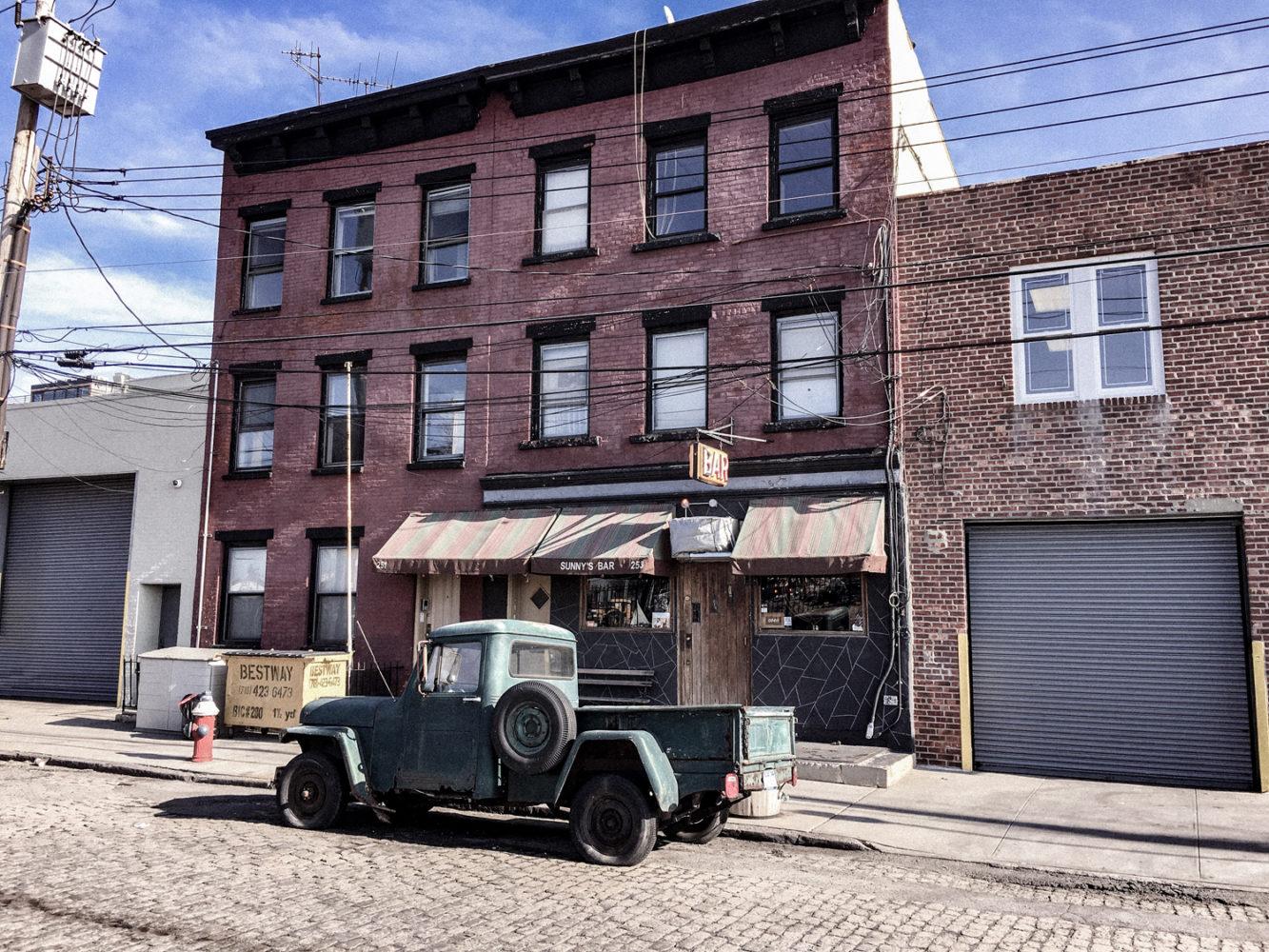 Découverte du quartier Red Hook