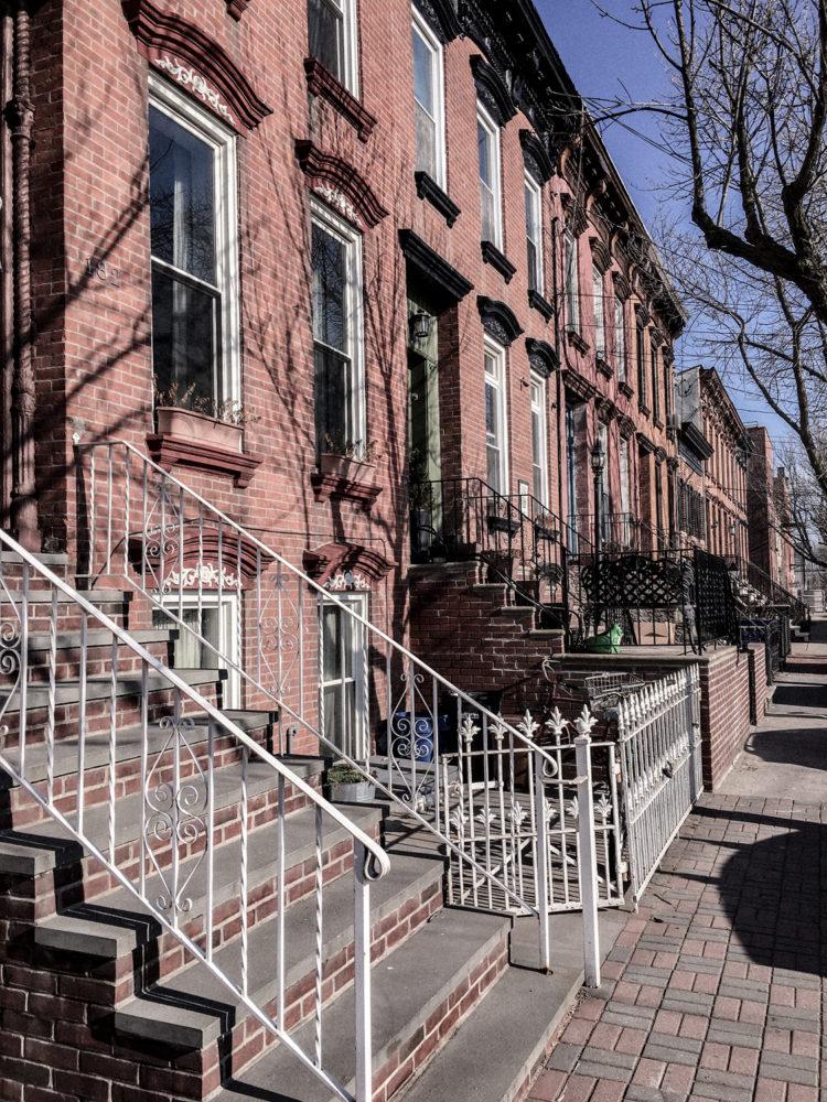 Les jolies petites résidences du quartier