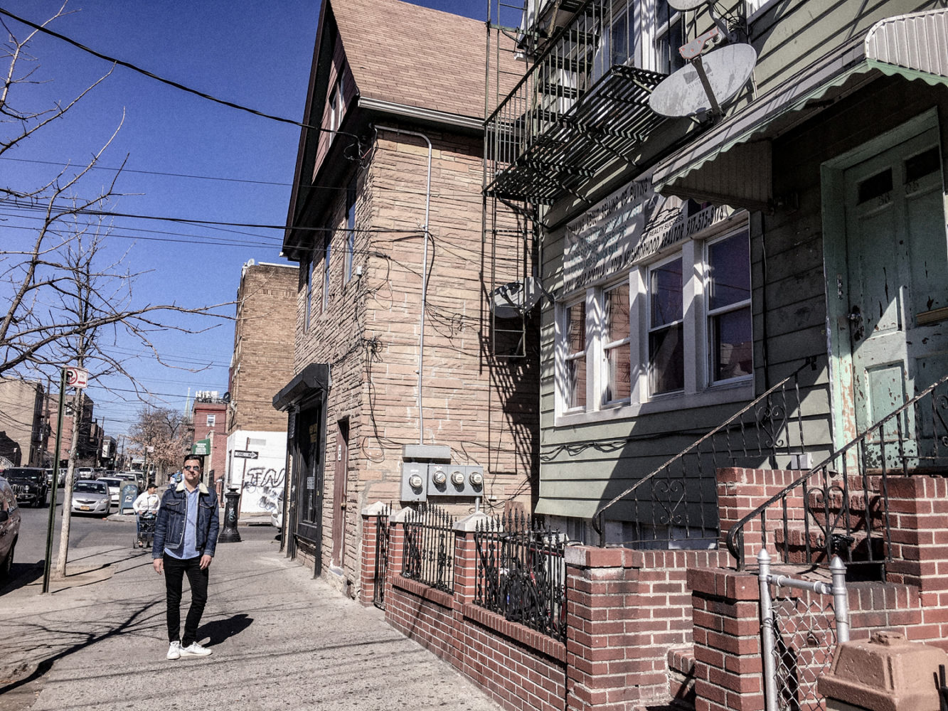 Balade dans les ruelles du Queens