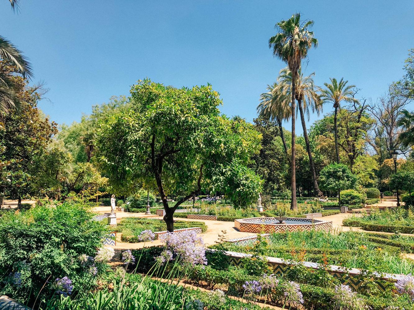 Une verdure luxuriante sur près de 40 hectares