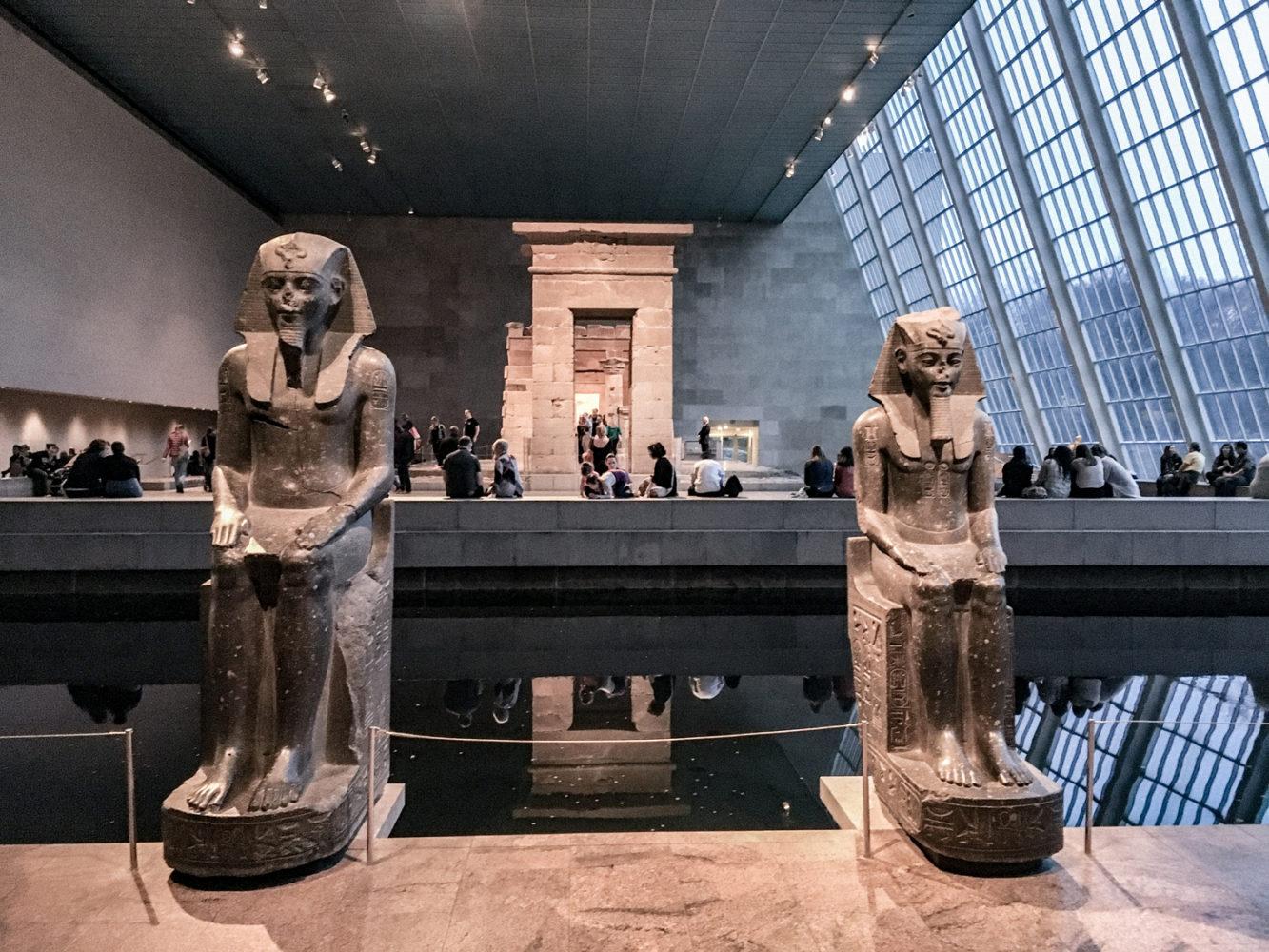 Grande verrière du Metropolitan Museum of Art