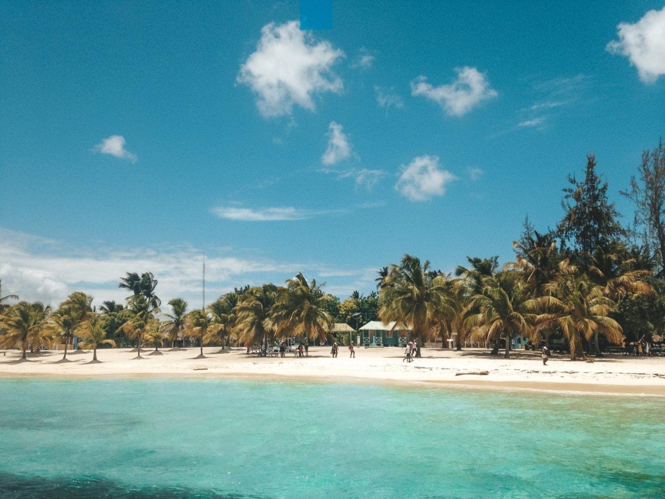 Le paradis existe bel et bien et l'île Saona s'y apparente